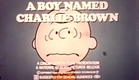 A Boy Named Charlie Brown TV trailer 1969