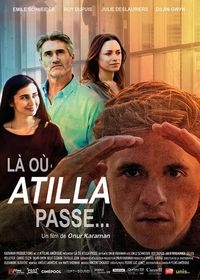 There where Atilla passes... - Poster / Capa / Cartaz - Oficial 1