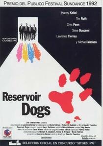Cães de Aluguel - Poster / Capa / Cartaz - Oficial 3