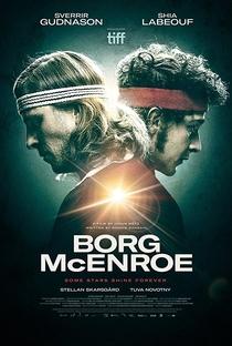 Borg vs McEnroe - Poster / Capa / Cartaz - Oficial 3