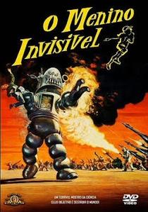 O Garoto Invisível - Poster / Capa / Cartaz - Oficial 2