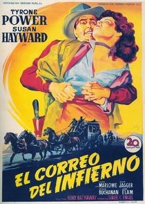 Correio do Inferno - Poster / Capa / Cartaz - Oficial 3