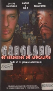 Gangland  - Poster / Capa / Cartaz - Oficial 1