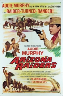 Bandoleiros do Arizona - Poster / Capa / Cartaz - Oficial 1