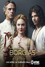 Os Bórgias (3ª Temporada) - Poster / Capa / Cartaz - Oficial 2