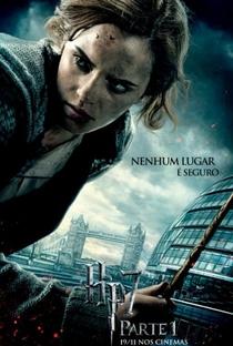 Harry Potter e as Relíquias da Morte - Parte 1 - Poster / Capa / Cartaz - Oficial 9