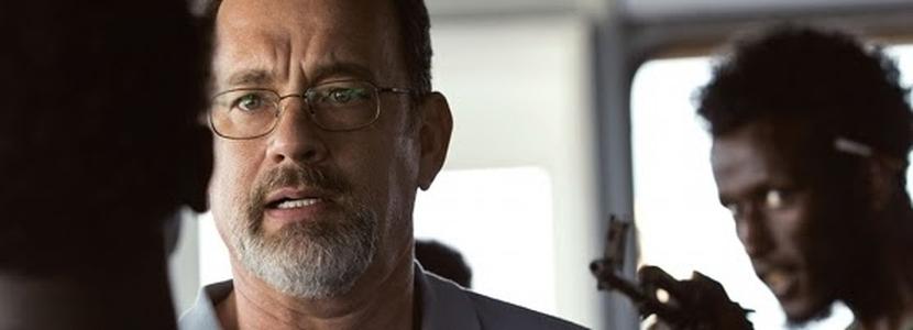 Tom Hanks em apuros no segundo trailer LEGENDADO de CAPITÃO PHILLIPS, de Paul Greengrass |