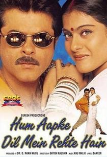 Hum Aapke Dil Mein Rehte Hain - Poster / Capa / Cartaz - Oficial 1