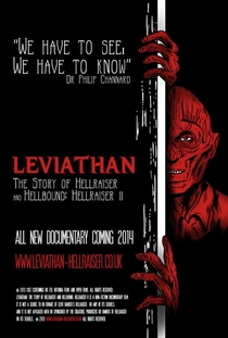 Leviathan: The Story of Hellraiser and Hellbound: Hellraiser II  - Poster / Capa / Cartaz - Oficial 1