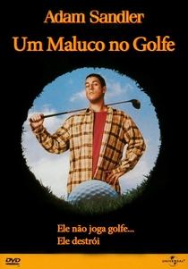 Um Maluco no Golfe - Poster / Capa / Cartaz - Oficial 3
