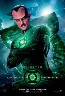 Lanterna Verde - Poster / Capa / Cartaz - Oficial 12