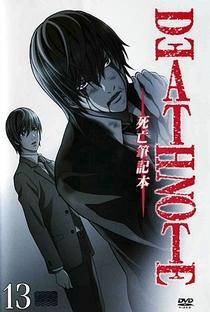 Death Note (2ª Temporada) - Poster / Capa / Cartaz - Oficial 20