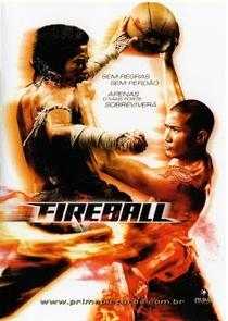 Fireball - Poster / Capa / Cartaz - Oficial 2