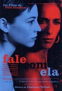 Fale com Ela - Poster / Capa / Cartaz - Oficial 2