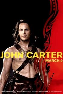 John Carter: Entre Dois Mundos - Poster / Capa / Cartaz - Oficial 10