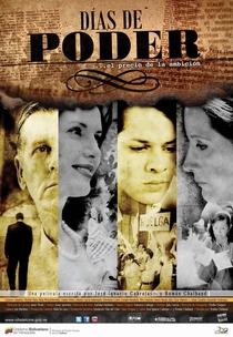 Dramas do Poder - Poster / Capa / Cartaz - Oficial 1