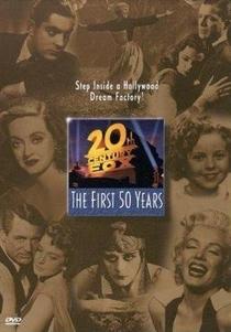Os Primeiros 50 Anos da 20th Century Fox - Poster / Capa / Cartaz - Oficial 1