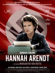 Hannah Arendt - Ideias Que Chocaram o Mundo - Poster / Capa / Cartaz - Oficial 2