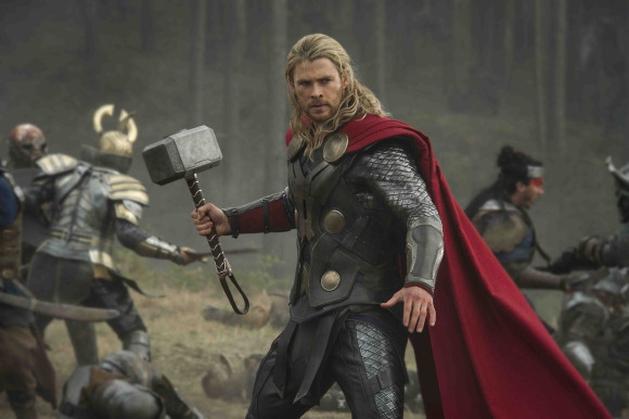 Essas são as primeiras imagens oficiais de Thor 2: O Mundo Sombrio!
