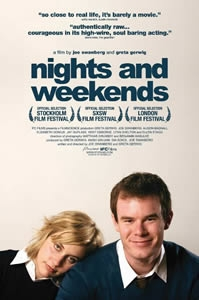 Nights and Weekends - Poster / Capa / Cartaz - Oficial 1