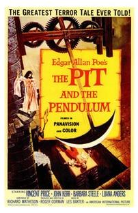 O Poço e o Pêndulo - Poster / Capa / Cartaz - Oficial 1