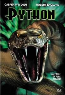 Python: A Cobra Assassina - Poster / Capa / Cartaz - Oficial 2