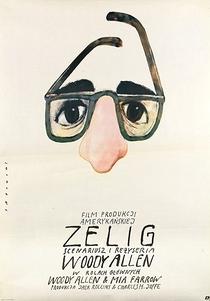 Zelig - Poster / Capa / Cartaz - Oficial 5