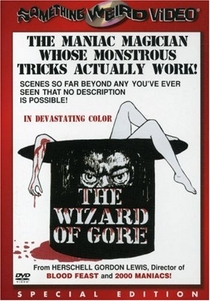 The Wizard of Gore - Poster / Capa / Cartaz - Oficial 3