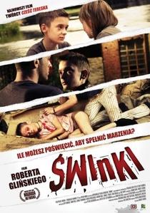 Swinki - Poster / Capa / Cartaz - Oficial 2