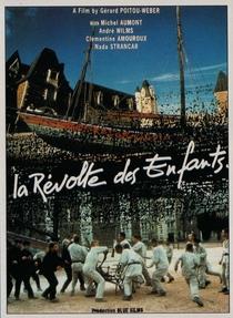 La révolte des enfants    - Poster / Capa / Cartaz - Oficial 2