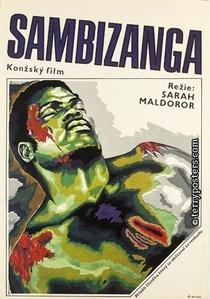 Sambizanga - Poster / Capa / Cartaz - Oficial 1