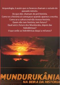 Mundurukânia, Na Beira da História - Poster / Capa / Cartaz - Oficial 1