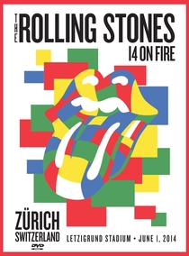 Rolling Stones - Zurich 2014 - Poster / Capa / Cartaz - Oficial 1