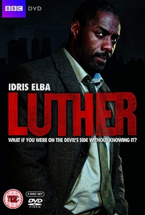 Luther (5ª Temporada) - Poster / Capa / Cartaz - Oficial 2