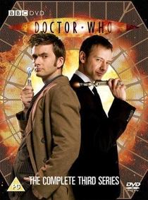 Doctor Who (3ª Temporada) - Poster / Capa / Cartaz - Oficial 2