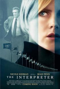 A Intérprete - Poster / Capa / Cartaz - Oficial 1