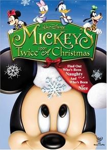 Aconteceu de Novo No Natal do Mickey - Poster / Capa / Cartaz - Oficial 1