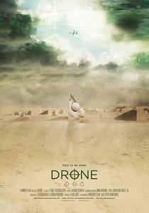 Drone  - Poster / Capa / Cartaz - Oficial 1