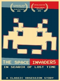 The Space Invaders: In Search of Lost Time - Poster / Capa / Cartaz - Oficial 1