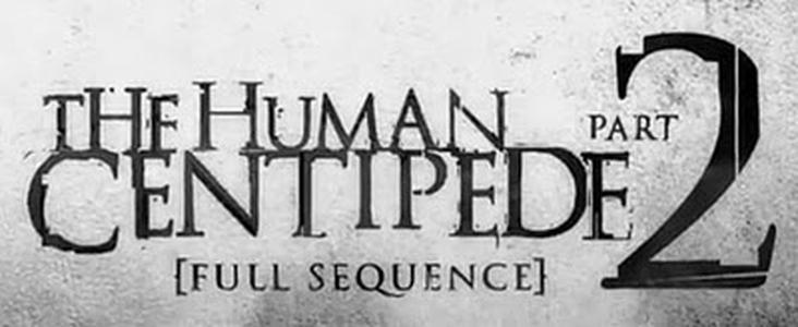 GARGALHANDO POR DENTRO: Centopéia Humana 2- Trailer Completo