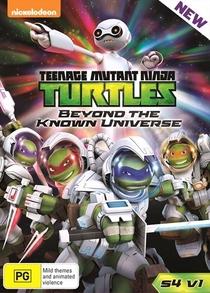 Tartarugas Ninja (4ª Temporada) - Poster / Capa / Cartaz - Oficial 3