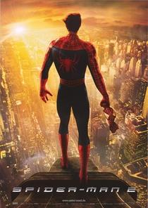 Homem-Aranha 2 - Poster / Capa / Cartaz - Oficial 1
