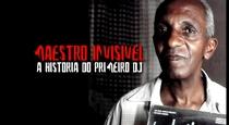 Maestro Invisível - A História do Primeiro DJ - Poster / Capa / Cartaz - Oficial 2