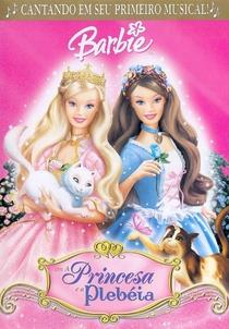 Barbie - A Princesa e a Plebéia - Poster / Capa / Cartaz - Oficial 1