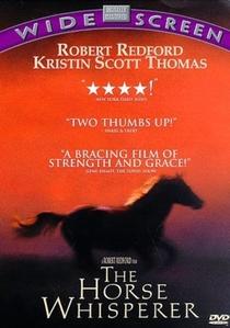 O Encantador de Cavalos - Poster / Capa / Cartaz - Oficial 3