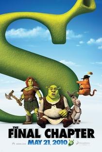 Shrek Para Sempre  - Poster / Capa / Cartaz - Oficial 2