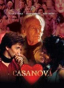 Casanova - Poster / Capa / Cartaz - Oficial 2