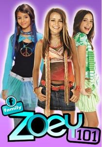 Zoey 101 (1ª Temporada) - Poster / Capa / Cartaz - Oficial 2