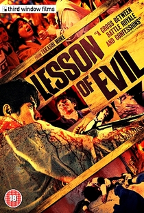 Lesson of the Evil - Poster / Capa / Cartaz - Oficial 2