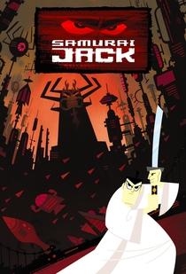 Samurai Jack (1ª Temporada)  - Poster / Capa / Cartaz - Oficial 2